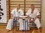 Egzamin na stopnie szkoleniowe w Karate Kyokushin