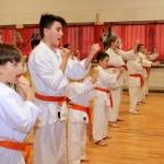 Karatecy ARS Klub Kyokushinkai potwierdzili swoje umiejętności (20)