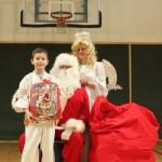 Sw. Mikołaj odwiedził nasz klub (101)