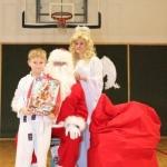 Sw. Mikołaj odwiedził nasz klub (123)