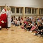 Sw. Mikołaj odwiedził nasz klub (13)