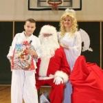 Sw. Mikołaj odwiedził nasz klub (156)