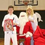 Sw. Mikołaj odwiedził nasz klub (160)