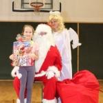 Sw. Mikołaj odwiedził nasz klub (28)