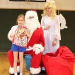 Sw. Mikołaj odwiedził nasz klub (29)