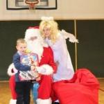 Sw. Mikołaj odwiedził nasz klub (30)