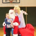 Sw. Mikołaj odwiedził nasz klub (31)