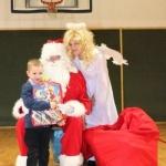 Sw. Mikołaj odwiedził nasz klub (32)