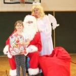 Sw. Mikołaj odwiedził nasz klub (33)