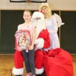 Sw. Mikołaj odwiedził nasz klub (34)
