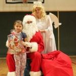 Sw. Mikołaj odwiedził nasz klub (40)