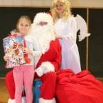 Sw. Mikołaj odwiedził nasz klub (65)
