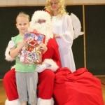 Sw. Mikołaj odwiedził nasz klub (68)