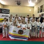 VII Otwarty Turniej Karate Kyokushin w Łukowicy (1)