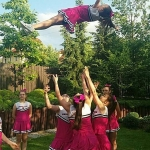 VI Międzynarodowy Turniej Cheerleaders (24)