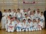 Młodzieżowy turniej karate Kyokushin - Biecz