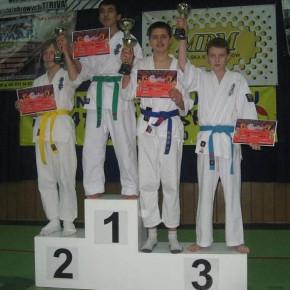 Ogólnopolski Turniej Karate Kyokushin – Jasło 2010