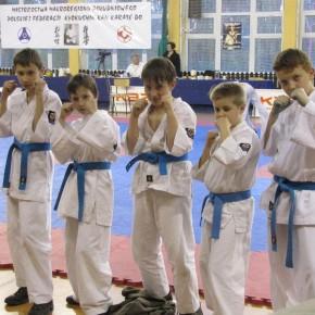 Mistrzostwa Makroregionu Południowego Kyokushin-kan Karate-do