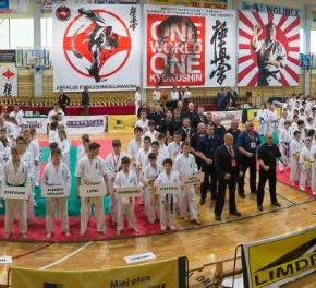 Podsumowanie 2015 roku - blisko 100 medali zdobytych przez zawodników  ARS Klub Kyokushinkai
