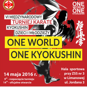 One World One Kyokushin - Limanowa 2016
