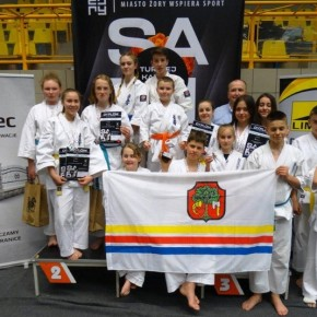 Turniej Karate Kyokushin SARI CUP – Żory 2016