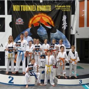 Kolejny dobry start karateków ARS Klub Kyokshinkai