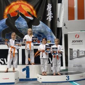 Tym razem 5 medali na turnieju w Jastrzębiu Zdroju