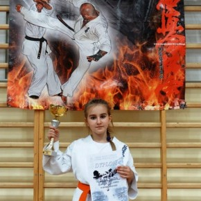 Turniej Karate Kyokushin Dzieci i Młodzieży o Puchar Burmistrza Biecza