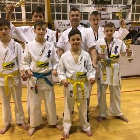 Mistrzostwa Makroregionu Południowego w Karate Kyokushin – Przeworsk 2017