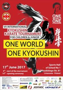 One World One Kyokushin 2017 ENG
