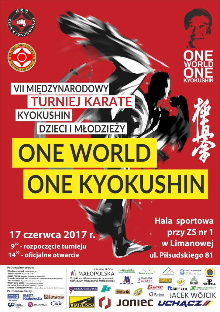 One World One Kyokushin 2017