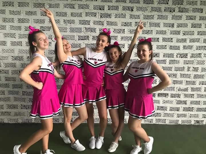 VI Międzynarodowy Turniej Cheerleaders