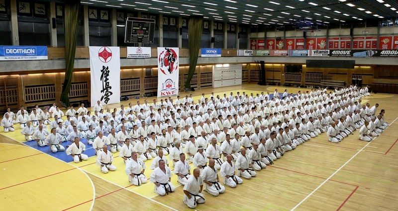44 Wschodnioeuropejski Letni Obóz Karate Kyokushin