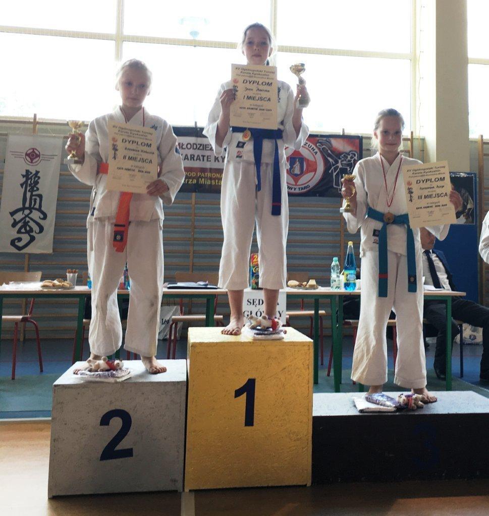 XV Młodzieżowy Turnieju Karate Kyokushin w Nowym Targu