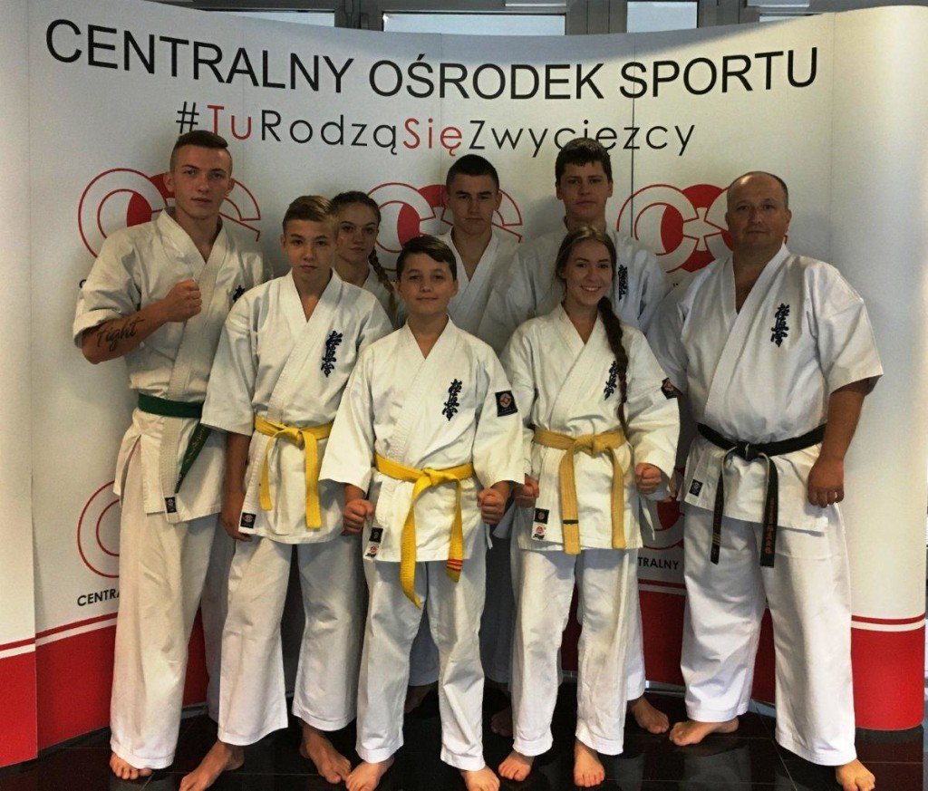 Karatecy ARS Limanowa wezmą udział w Mistrzostwach Europy w Karate Kyokushin