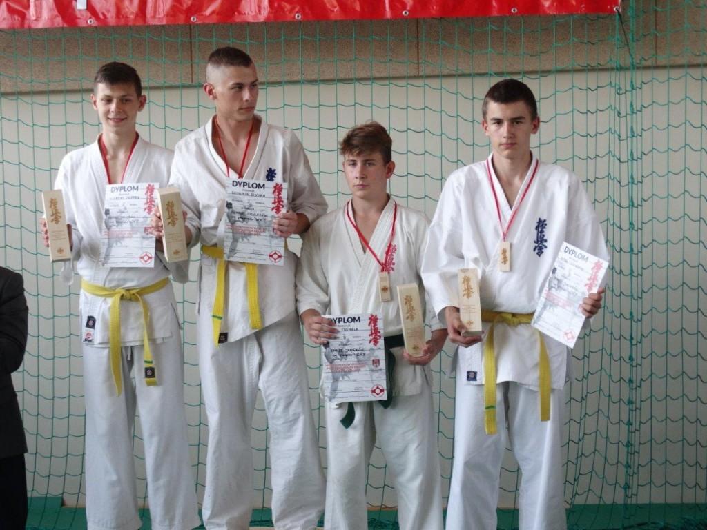 MPP Prezydenta Miasta Sieradza w Karate Kyokushin