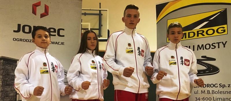 Limanowianie powalczą na Mistrzostwach Europy w Karate Kyokushin