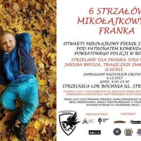 6 Strzałów Mikołajkowych Franka