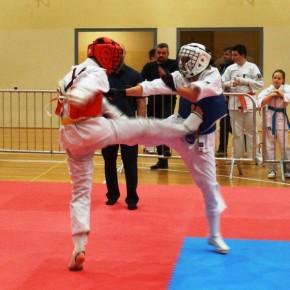 Medalowe żniwo karateków z ARS Klub Kyokushinkai – aż 23 razy stawali na podium w Bieczu