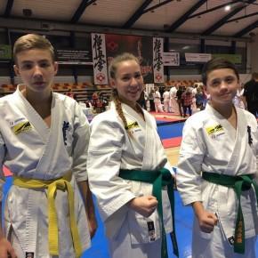 Limanowa brązowym medalistą Pucharu Polski Karate