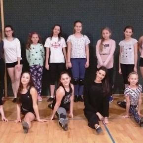 Warsztaty z tańca klasycznego – nasze cheerleaderki doskonaliły swoje umiejętności