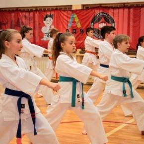 Karatecy ARS Klub Kyokushinkai potwierdzili swoje umiejętności