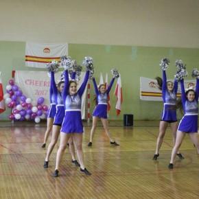 Limanowskie cheerleaderki ARS najlepsze w województwie