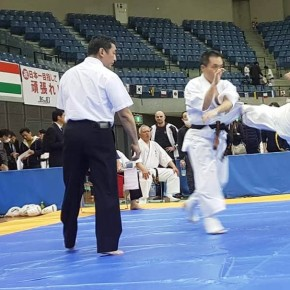 Karate Grand Prix Tokio 2018