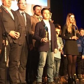 Zawodnik ARS Klub Kyokushinkai wśród najpopularniejszych sportowców roku 2017  -  Jakub Sowa