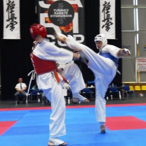 9 medali ARS Klub Kyokushinkai na SARI CUP w Żorach