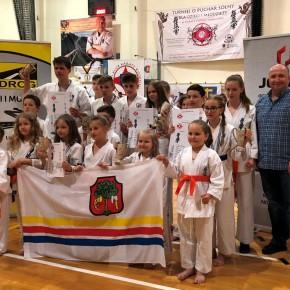 VIII Otwarty Turnieju o Puchar Solny w Karate Kyokushin
