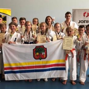 XVI Ogólnopolski Młodzieżowy Turnieju Karate Kyokushin w Nowym Targu