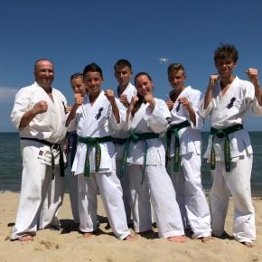 XII Międzynarodowy Obóz Karate Kyokushin – Bułgaria, Kamchia 2018