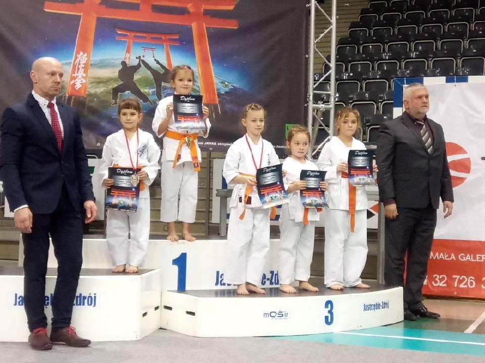 Turniej w Jastrzębiu 2018